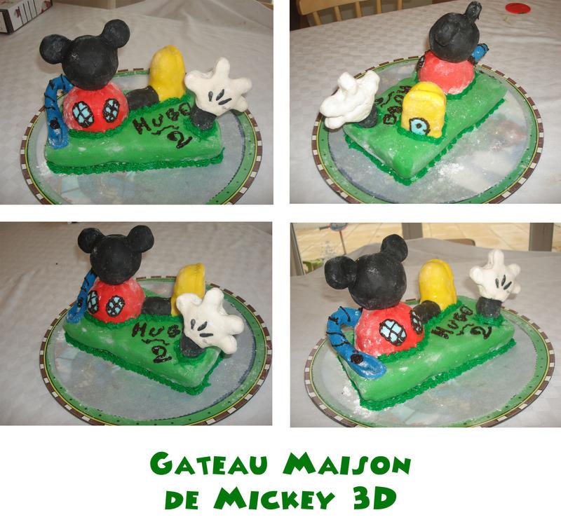 anniversaire theme mickey